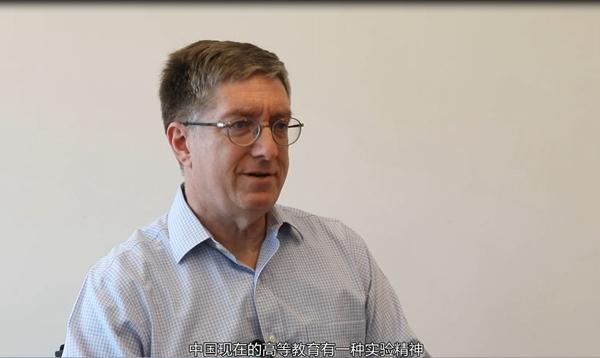【外国人眼中的改革开放】杰弗里·雷孟:中国变化翻天覆地 可持续发展尤为突出