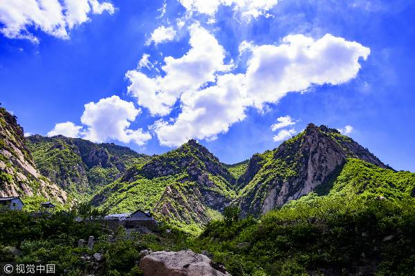 秦皇岛花果山