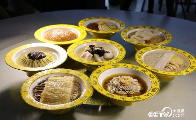 八大碗特色美食