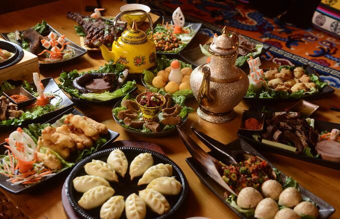 汇通的理塘拥有丰富特色的民族美食