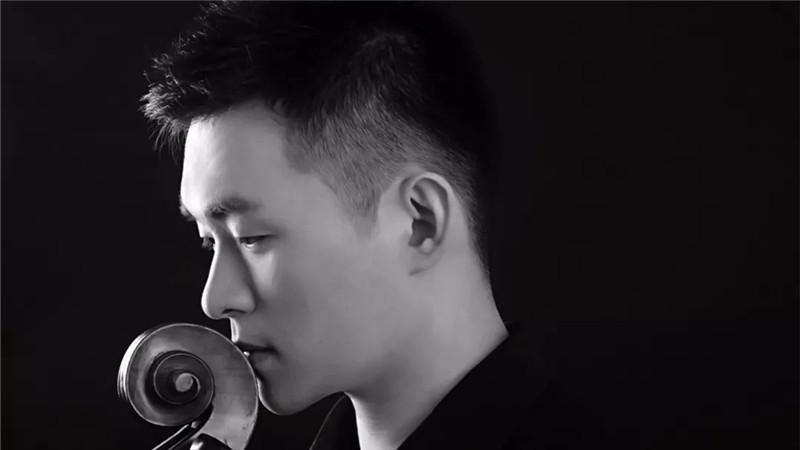 大提琴青年演奏家聂佳鹏
