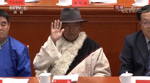 """西藏牧区改革的""""排头兵"""" 尼玛顿珠"""