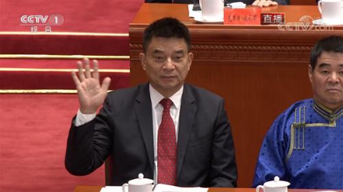 民营企业家的优秀代表 刘永好