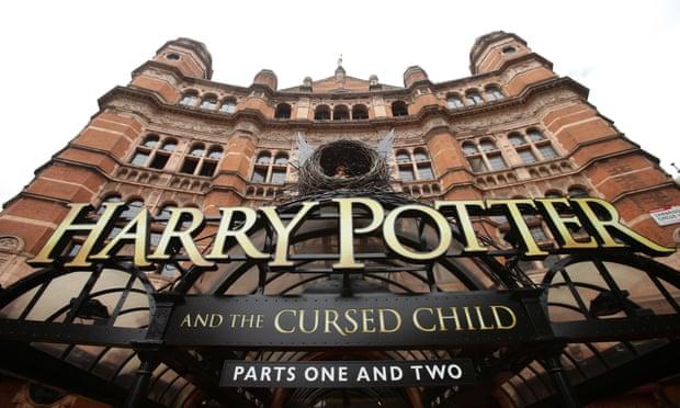 《哈利·波特与被诅咒的孩子》其中一部分的演出票价最高达到175英镑