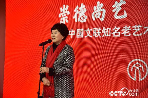 知名老艺术家刘兰芳