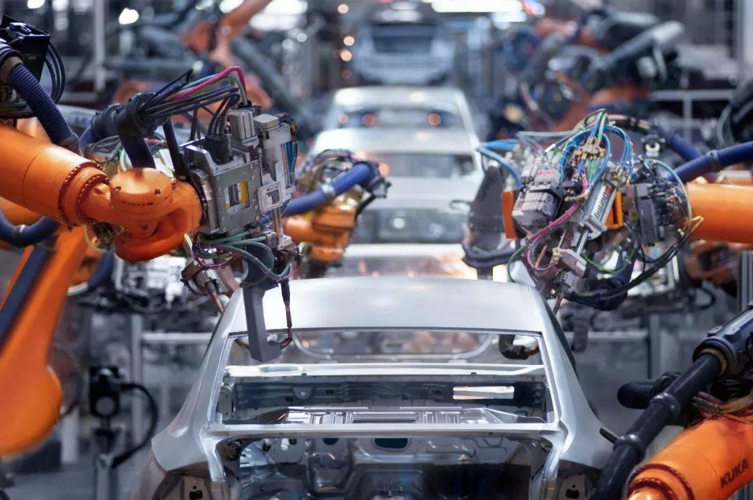 上汽大众生产线(来源:网络)