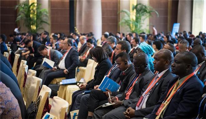 2018年11月1日,改革开放与中国扶贫国际论坛在北京开幕,国家主席习近平致信祝贺。