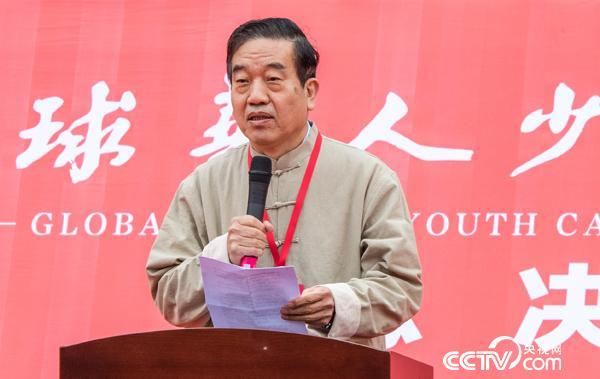 全国政协十二届常委、中国书协主席苏士澍先生致辞