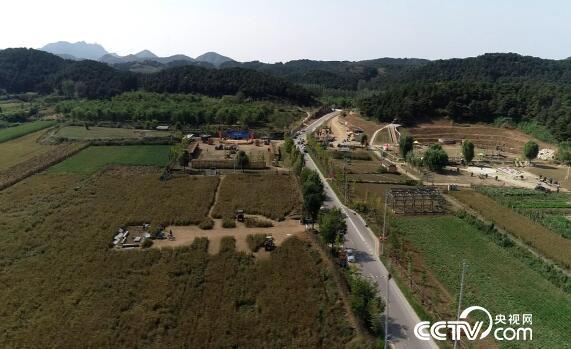 美丽中国乡村行:乡村振兴看中国--探秘密云 1月10日