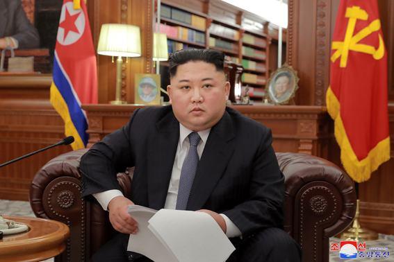 审判金正恩_朝鲜官媒接连两天发声 表明金正恩未来半岛计划