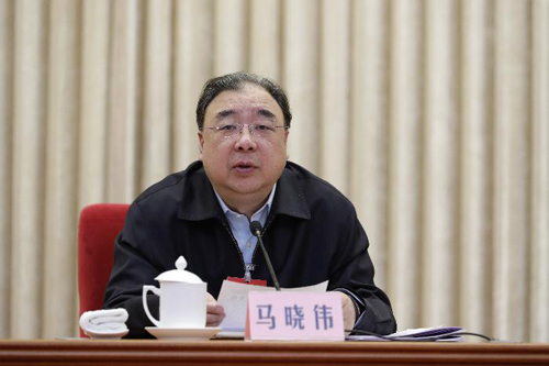 马晓伟同志在2019年全国卫生时时彩平台哪个好工作会议上讲话