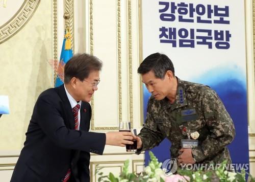 韩国军方:这些刺激朝鲜的军事用语 都不用了!