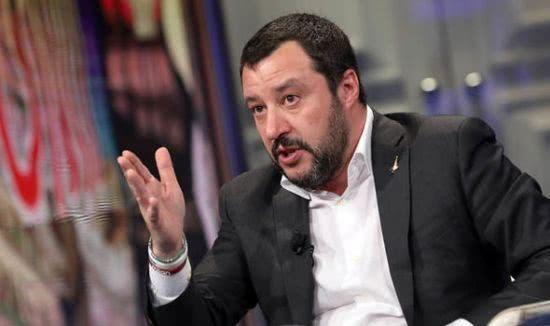 意大利副总理萨尔维尼