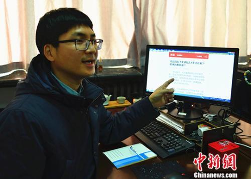 图为陈胜。(资料图片)中新社记者 翟羽佳 摄