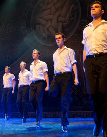 爱尔兰国家舞蹈团踢踏舞剧《舞之韵》