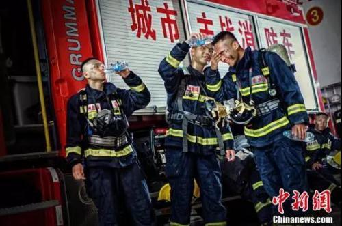 图片来源:柳州消防