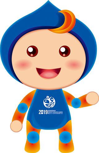 2019世界休闲体育大会发布会举行 会徽和吉祥物揭晓