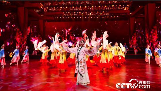 戏曲舞蹈《东方芭蕾》