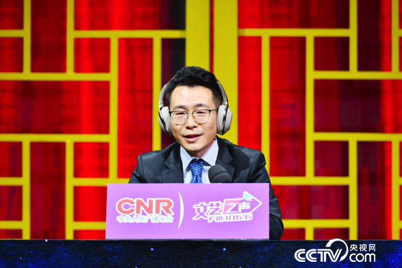 """央广主持人董浩带来""""可以看的广播"""""""