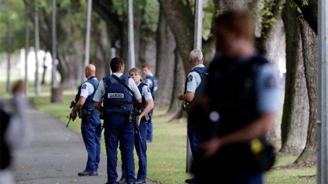 新西兰导致51人死亡的枪击案罪犯被判处终身监禁