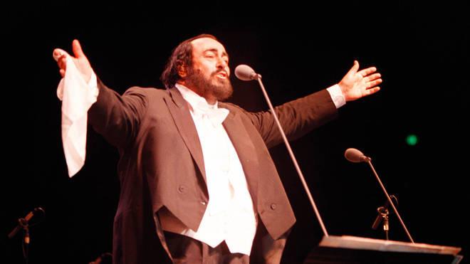 歌唱家帕瓦罗蒂