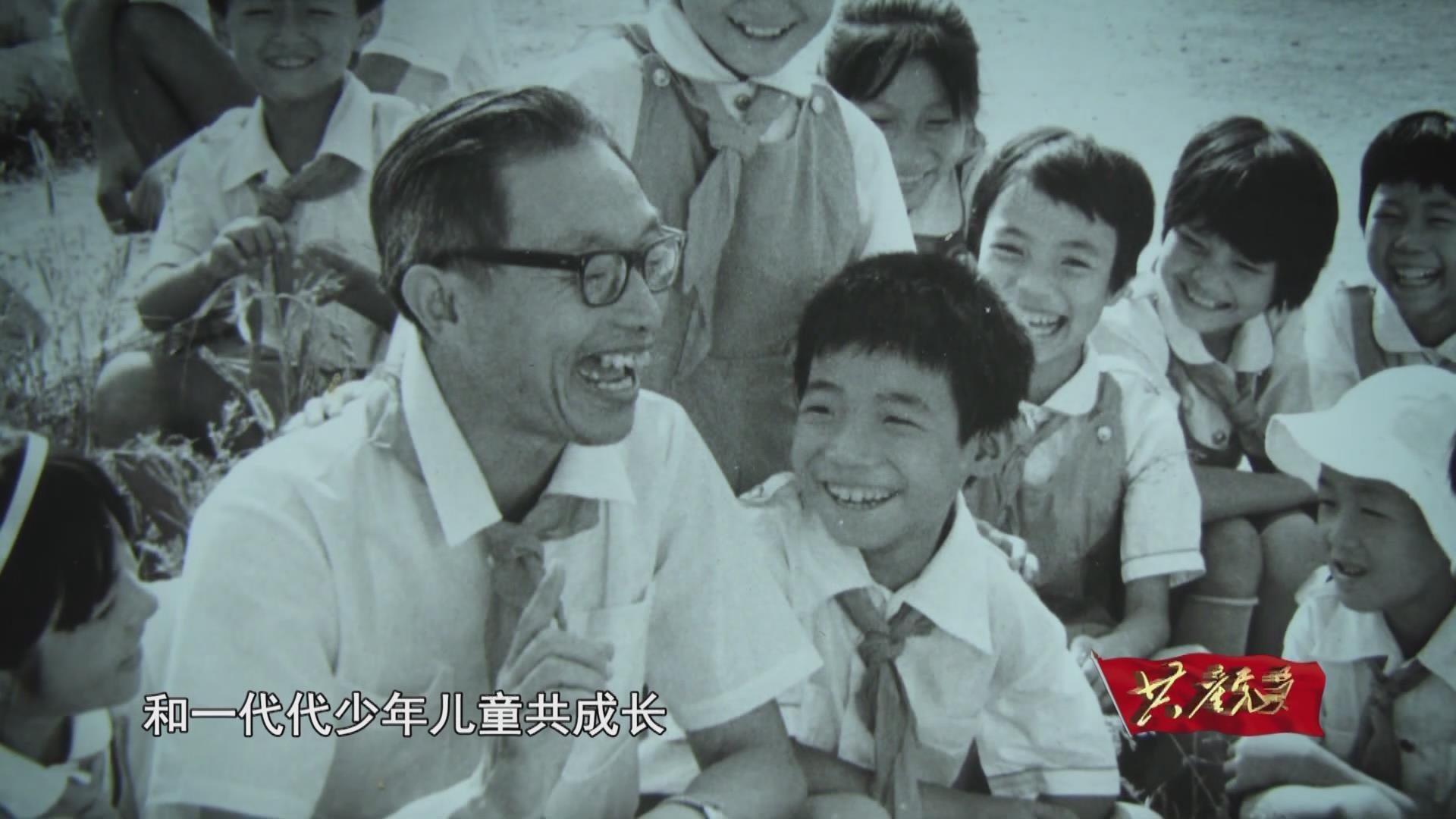 <b>88岁少先队辅导员一条红领巾一戴一辈子</b>