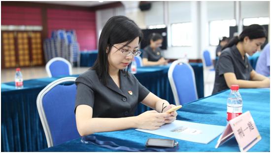 深圳市中级人民法院参赛团队