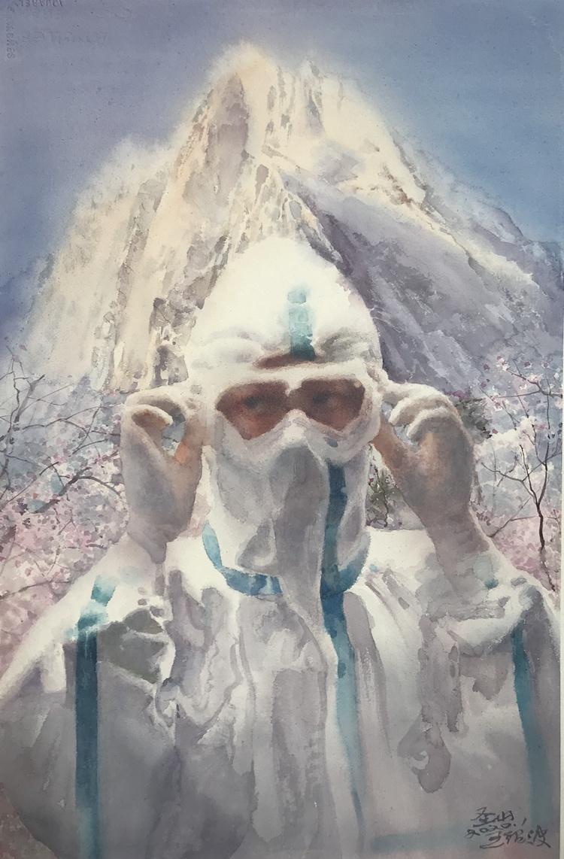 《聖山》 王紹波