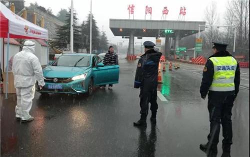 郑牧牧,信阳市交通运输局执法处机动执法大队二中队队长