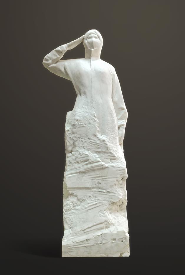 吳為山 《使命》 雕塑 2020年