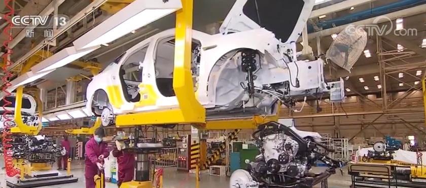 3月份中国制造业采购经理指数出现大幅度回升