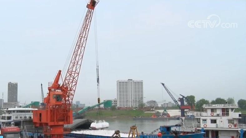 湖北多家货运港口企业复工 港口吞吐量逐步恢复