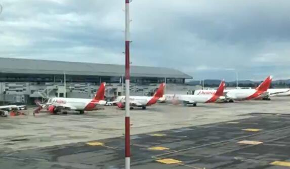拉美第二大航空公司哥伦比亚航空申请破产