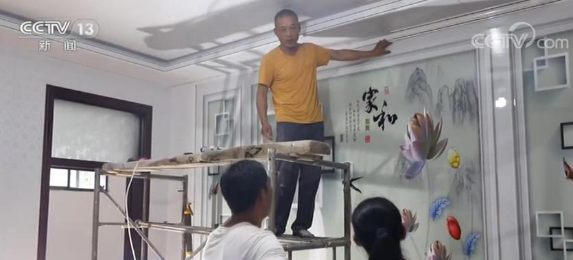 河南鄢陵推动花木产业高质量发展 花红树绿奔小康