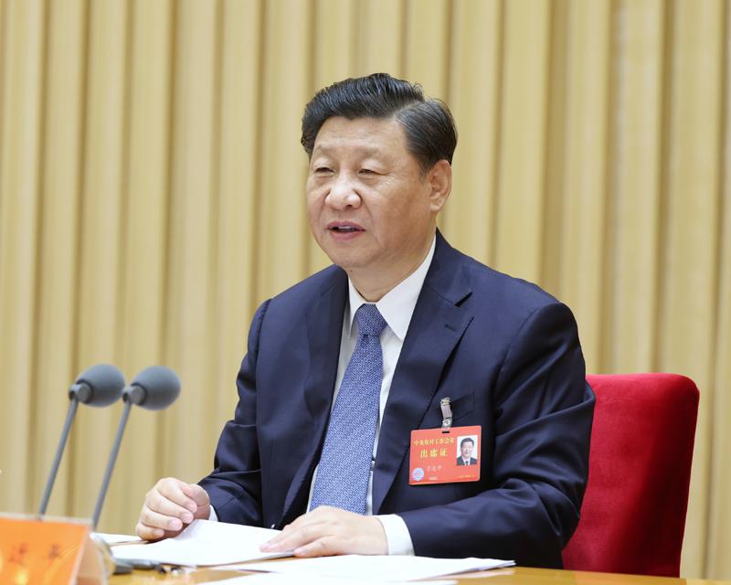 12月28日至29日,中央农村工作会议在北京举行。中共中央总书记、国家主席、中央军委主席威尼斯1366com彩金出席会议并发表重要讲话。 新华社记者 王晔 摄