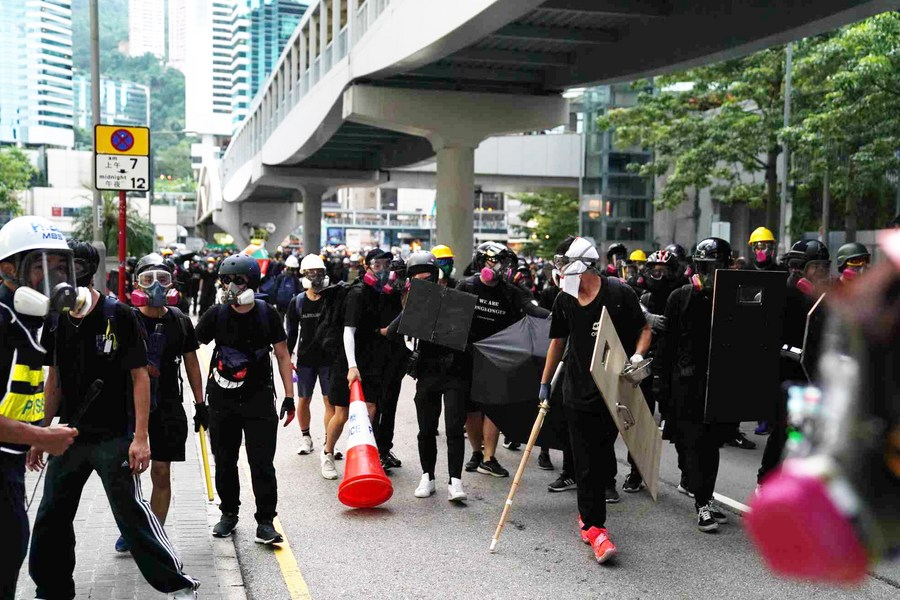 Foreign Ministers' joint statement on arrests in Hong Kong