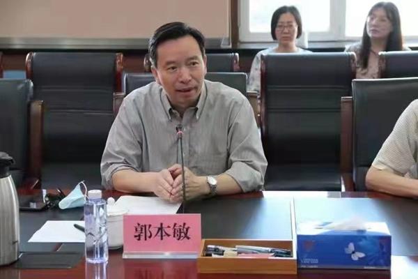中央新影集團副總經理、紀錄電影《歲月在這兒》總導演郭本敏