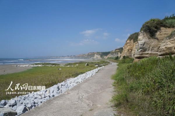 屏风之浦海岸