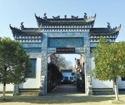 中国传统建筑文化旅游目的地