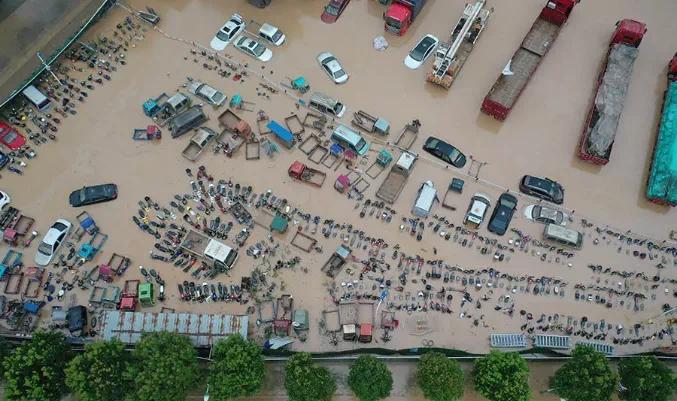国家应急解决部告急向安徽省调运第二批救灾物资共计20000件