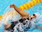 La Chine domine dans la piscine
