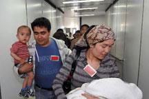 China evacuates 1,300 from Kyrgyzstan