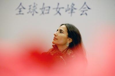 """Le""""DavosdesFemmes""""débuteàBeijing"""