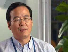 Interview de l´ingénieur Feng Yaoqi avec CCTV-Français