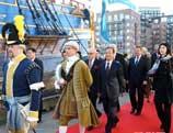 Wen Jiabao rencontre les dirigeants allemand et suédois