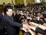 Le Vice-Premier ministre chinois appelle à renforcer les échanges sino-russes