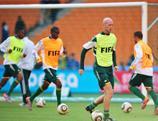 L'Afrique du Sud en route pour le Mondial