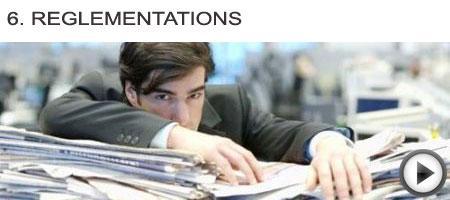 règlementations