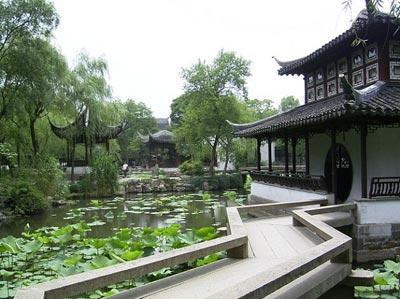 LejardinZhuozhengdeSuzhou,jardinclassiquereprésentatifdelaChine