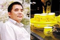 Creating world&acute;s 1st-class made-in-China ceramic brand name <img src=/Library/english2008/english/image/video.gif />